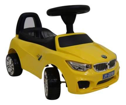 Толокар Audi желтый RIVERTOYS