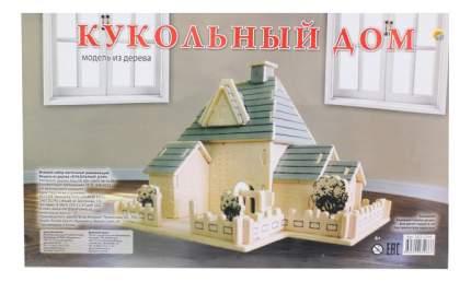 Сборная модель Кукольный домик Рыжий кот
