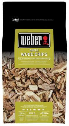 Щепа для копчения яблоневая Weber 17621 Apple Wood Chips 0,7 кг