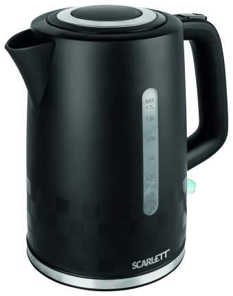 Чайник электрический Scarlett SC-EK18P46 Black