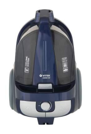 Пылесос Vitek  VT-8107 Blue