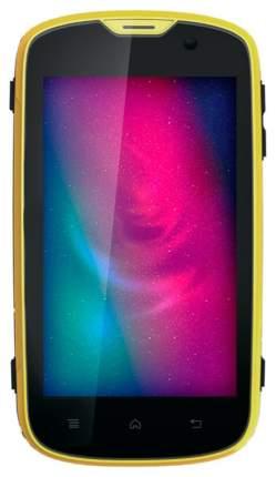 Смартфон Ginzzu RS71D 8Gb Black/Orange