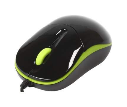 Проводная мышка SmartBuy SBM-343-KN Green/Black