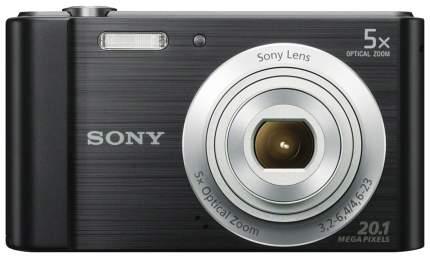 Фотоаппарат цифровой компактный SONY DSC-W800/BC Black