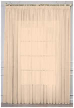 Тюль Amore Mio RR 2038 300*270 см Персиковый