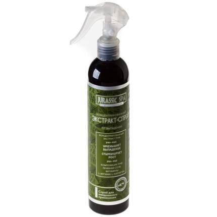 Спрей для волос JURASSIC SPA экстракт трав от выпадения 350 мл