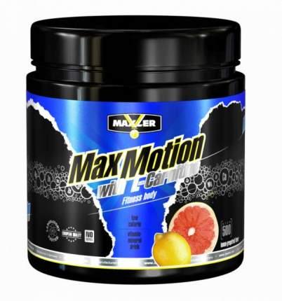 Изотонический напиток Maxler Max Motion 500 г лимон, грейпфрут