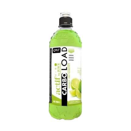 Энергетик QNT Carbo Load, 700 мл, lemon/lime