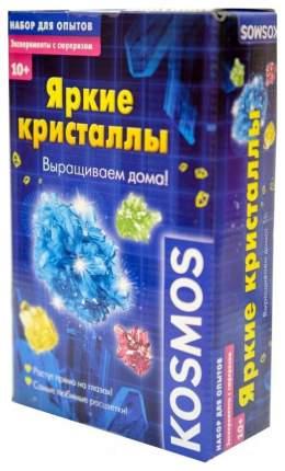 Набор для выращивания кристаллов Kosmos Яркие кристаллы