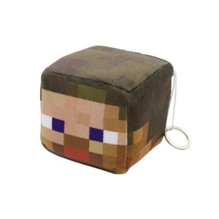 Мягкая игрушка Minecraft Куб Steve (Стив), 10 см