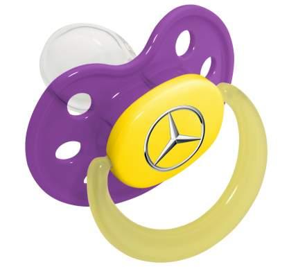 Соска-пустышка Mercedes B66953250 Purple