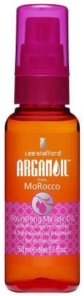 Масло для волос Lee Stafford Arganoil From Marocco Nourishing Oil 50 мл