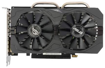 Видеокарта ASUS ROG Strix Radeon RX 560 (ROG-STRIX-RX560-O4G-GAMING)