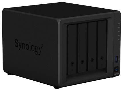 Домашнее хранилище Synology Value DS418play Черный