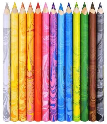 Карандаши цветные Koh-I-Noor Magic 12+1 цветов