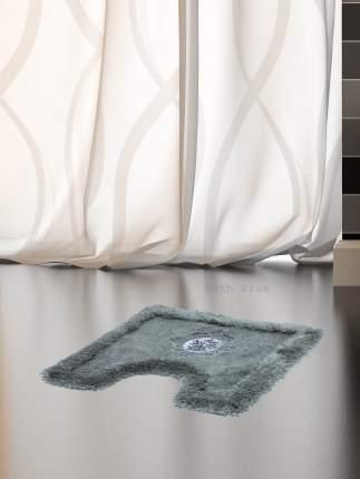 Ковер для туалета 50х50(серый) Royal акрил