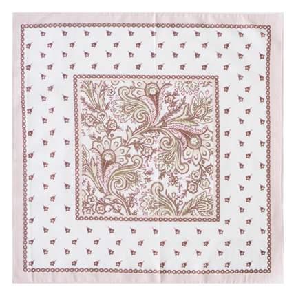 Платок женский Трехгорная мануфактура УТ-00016700 разноцветный