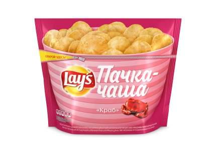 Картофельные чипсы Lay's краб 240 г