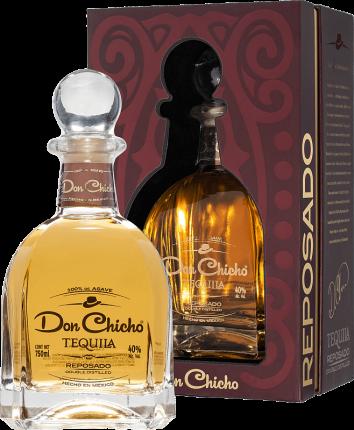 Don Chicho Reposado Tequila (gift box)