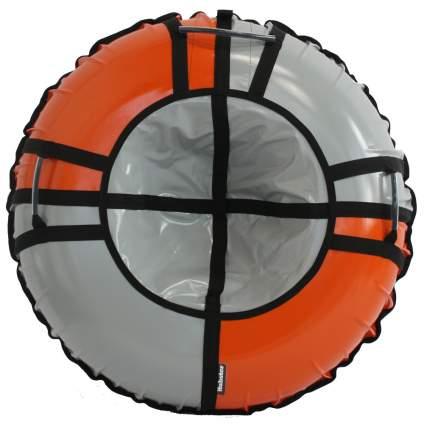 Тюбинг Hubster Sport Pro серый-оранжевый 105 см