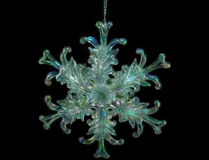 Елочная игрушка Crystal Deco 10,5 см 1 шт 162922