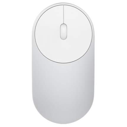 Беспроводная мышка Xiaomi Mi Portable Mouse XMSB02MW Silver (HLK4007GL)