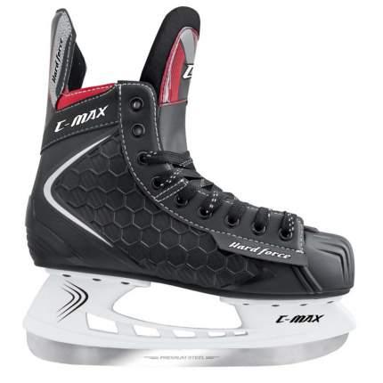 Коньки хоккейные Спортивная Коллекция C-Max, красный, 43 RU