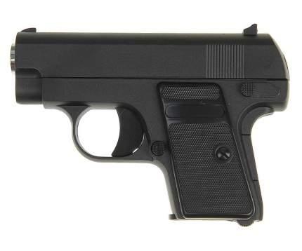 Страйкбольный пружинный пистолет Galaxy  Китай (кал. 6 мм) G.9 (мини Colt 25)