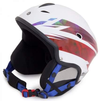 Горнолыжный шлем Sky Monkey VS670 2019, белый, L