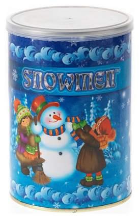 Хлопушка Snowmen Банка металлическая с сюрпризом внутри 11x8 см