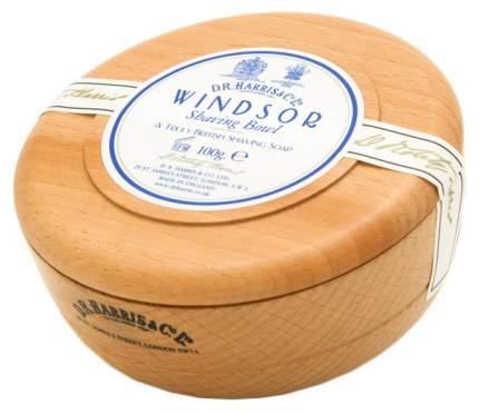 Мыло для бритья D.R. Harris Windsor из бука 100 г