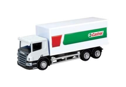 """Коллекционная игровая модель """"Scania 20 Foot Container (Castrol)"""""""
