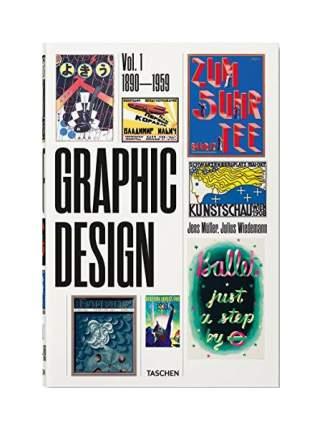 Книга The History of Graphic Design. Vol. 1, 1890–1959