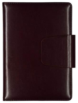 Ежедневник BrunoVisconti «Prestige», А5, 160 листов, бордовый
