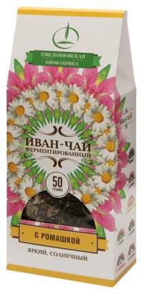 Напиток Емельяновская Биофабрика иван-чай с ромашкой