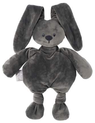 Игрушка мягкая Nattou Soft toy (Наттоу Софт Той) Lapidou Кролик anthracite 878210
