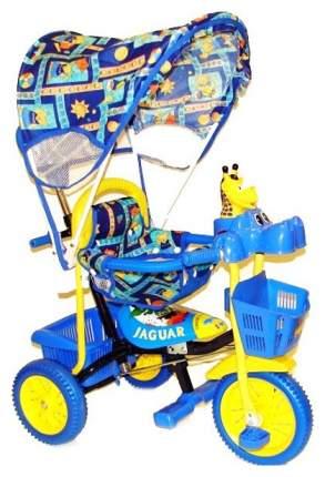 Велосипед детский трехколесный Jaguar MS-0537L синий