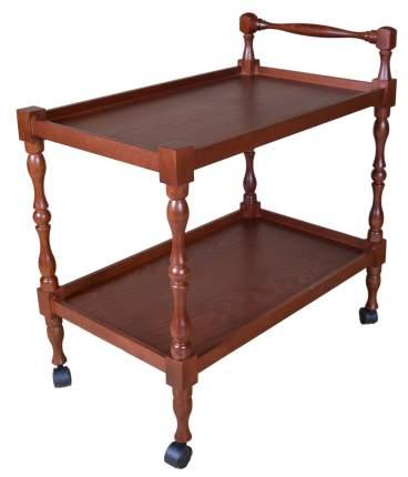 Стол сервировочный Бридж средне-коричневый