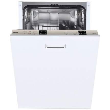 Встраиваемая посудомоечная машина 45 см Graude VGE 45.1