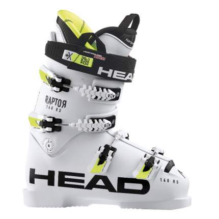 Горнолыжные ботинки Head Raptor 140 RS 2017, white, 25.5