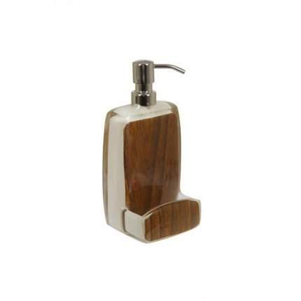 Дозатор для жидкого мыла PRIMANOVA, ASHLEY, 10*9,5*21 см