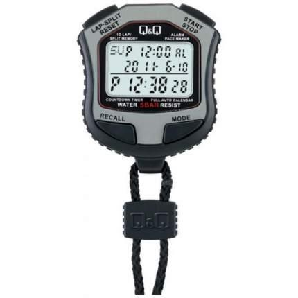 Карманные часы Q&Q HS45-002 серые