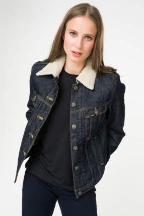 Джинсовая куртка женская Lee L54VRD36 синий L