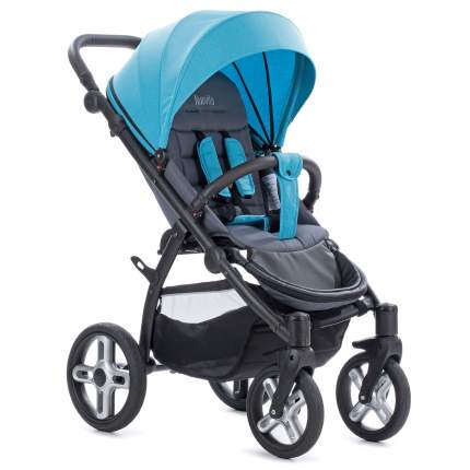Прогулочная коляска Nuovita Modo Terreno сине - серый