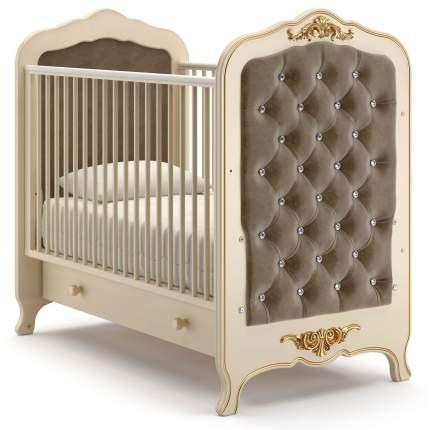 Детская кровать Nuovita Fulgore, cлоновая кость
