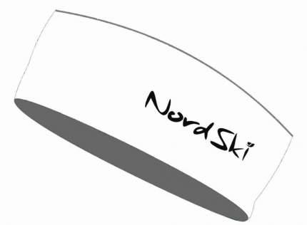Повязка на голову NordSki Active white