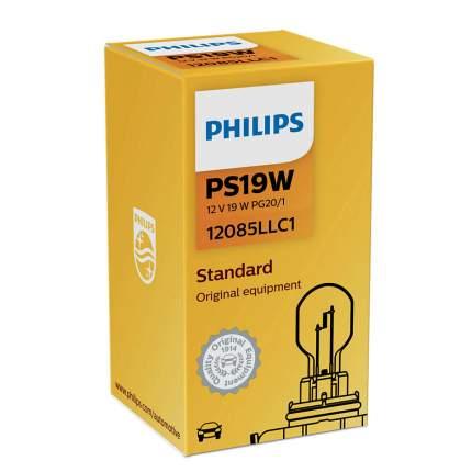 Лампа Ps19w 12085 Ll 12v C1 Philips арт. 12085LLC1