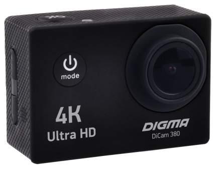 Экшн камера Digma DC380 Black