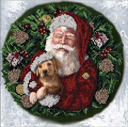 Вышивание ювелирным бисером Краса и творчество 31017 Рождественские истории 25 25,1х25,1см