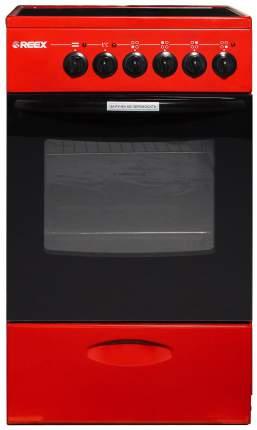 Электрическая плита Reex CSE-54 GRd Red